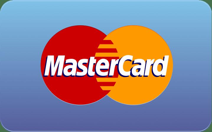 Master Card logo image